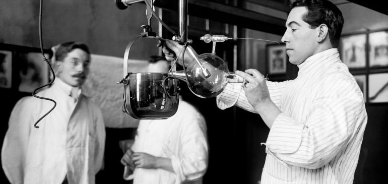 Правда и заблуждения о вреде рентгеновских лучей