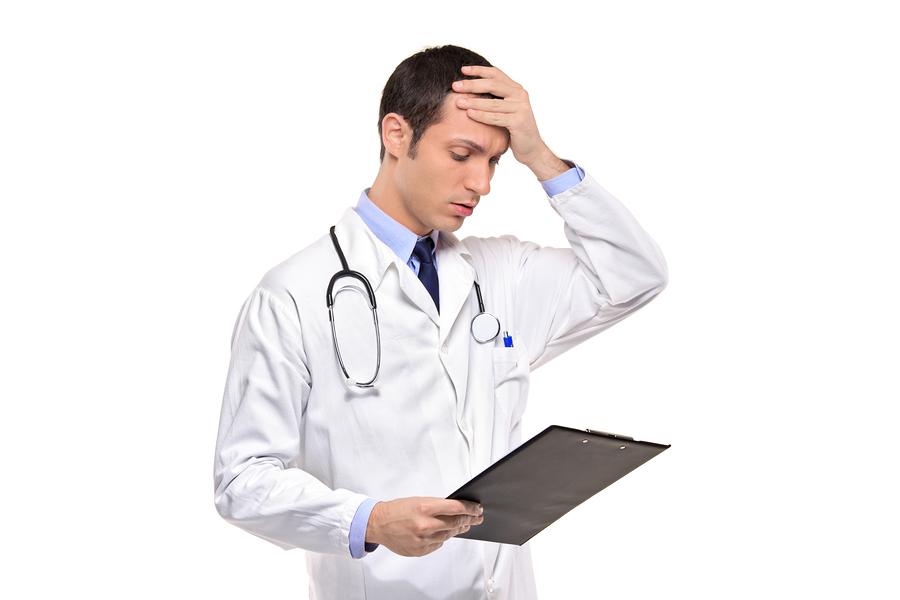 врач не может поставить диагноз